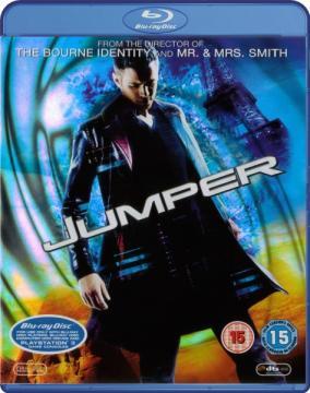 Телепорт / Jumper (2008) BDRip 720p | OpenMatte