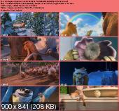 Epoka Lodowcowa 4: Wędrówka Kontynentów / Ice Age 4 Continental Drift(2012) PLDUB.MD.DVDRip.XviD-BiDA | Dubbing PL