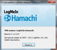 Программа Hamachi для Windows 7