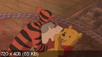 Большой фильм про поросенка / Piglet's Big Movie (2003) HDTV 1080i / 720p + HDTVRip
