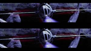 Битва за планету Терра в 3Д / Battle for Terra 3D Вертикальная анаморфная