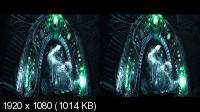 Прометей 3D / Prometheus 3D (2012) BDRip 1080p
